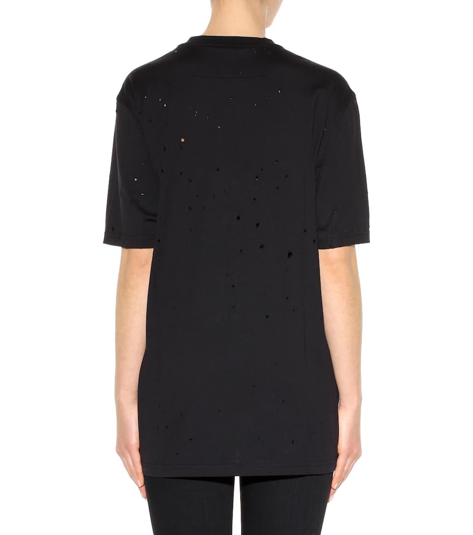 Große Überraschung Günstiger Preis Givenchy Bedrucktes T-Shirt aus Baumwolle Billig Verkauf Versand Niedriger Preis Gebühr 0KKr8IMMkG