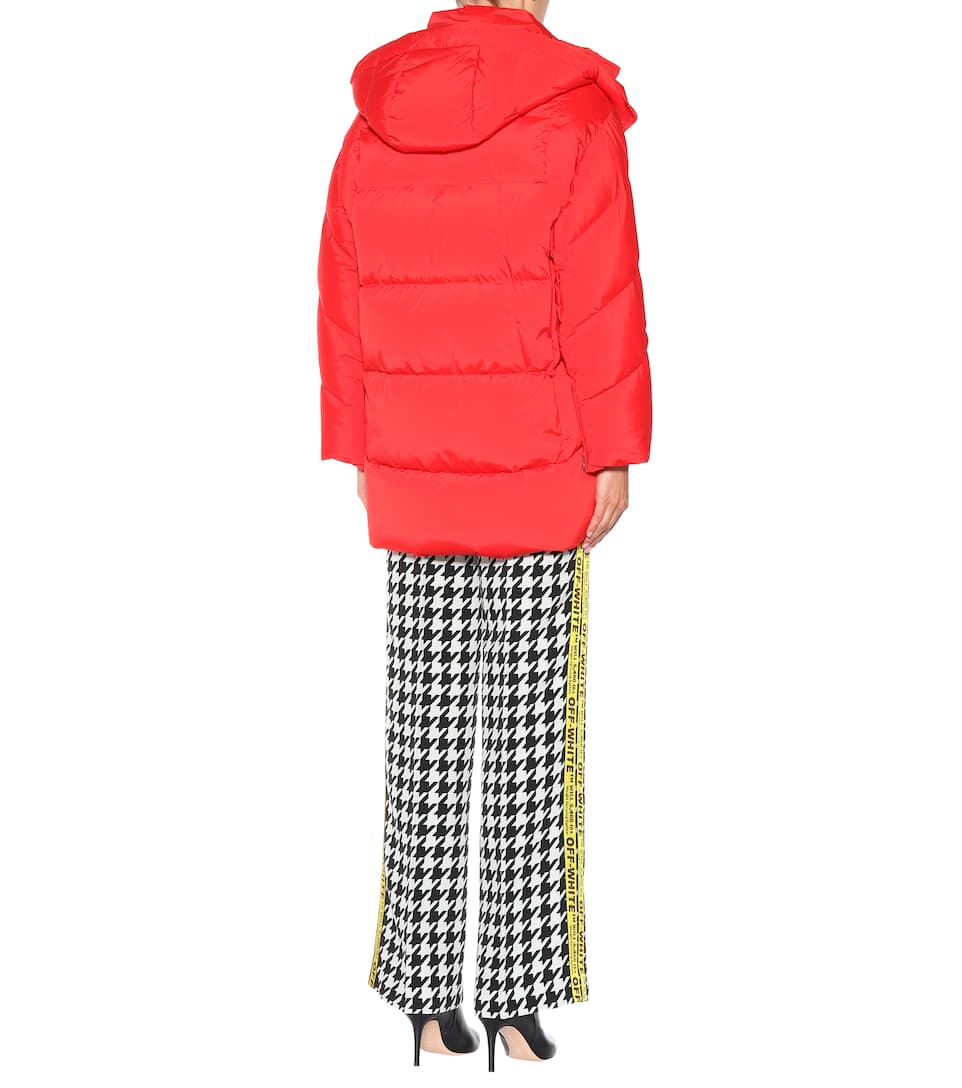 Woolrich Rosso Donna Flame Piumino Aurora H4HwrR