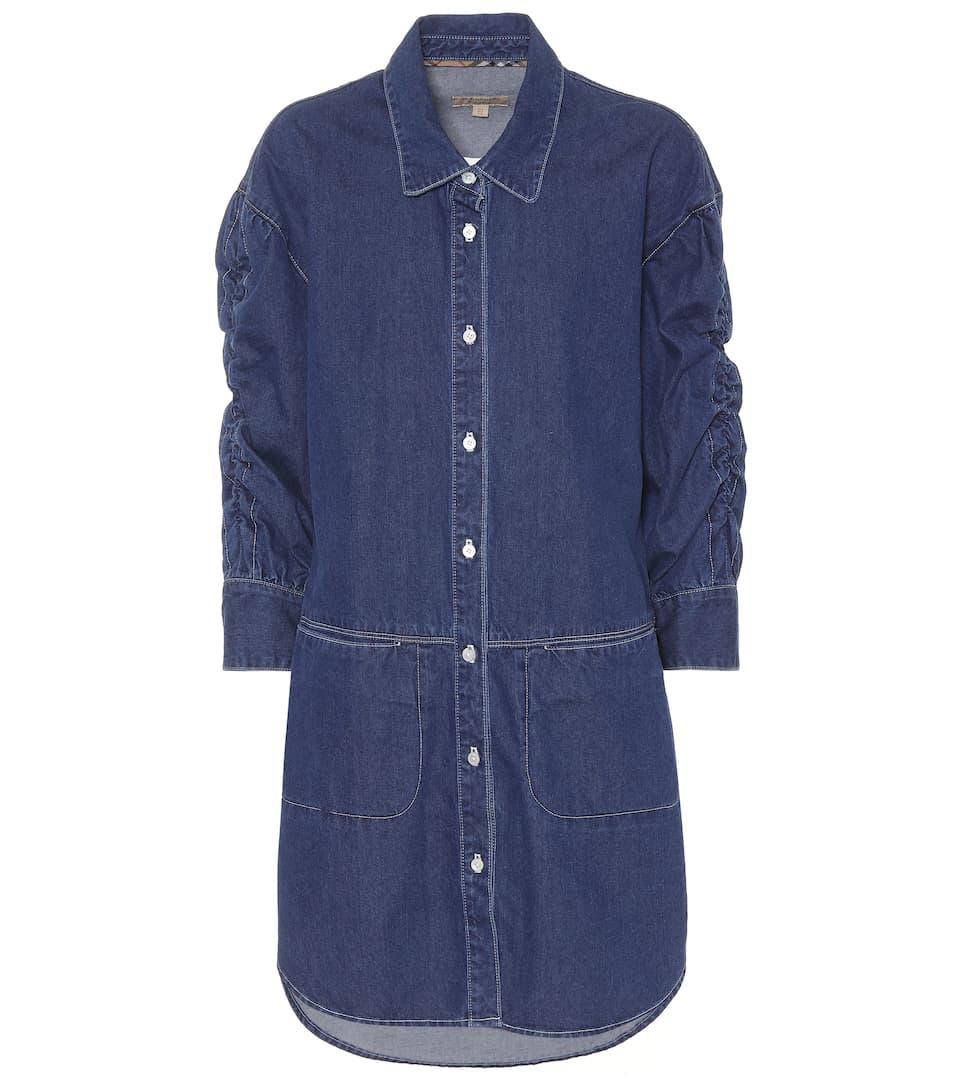 Burberry - Robe en jean