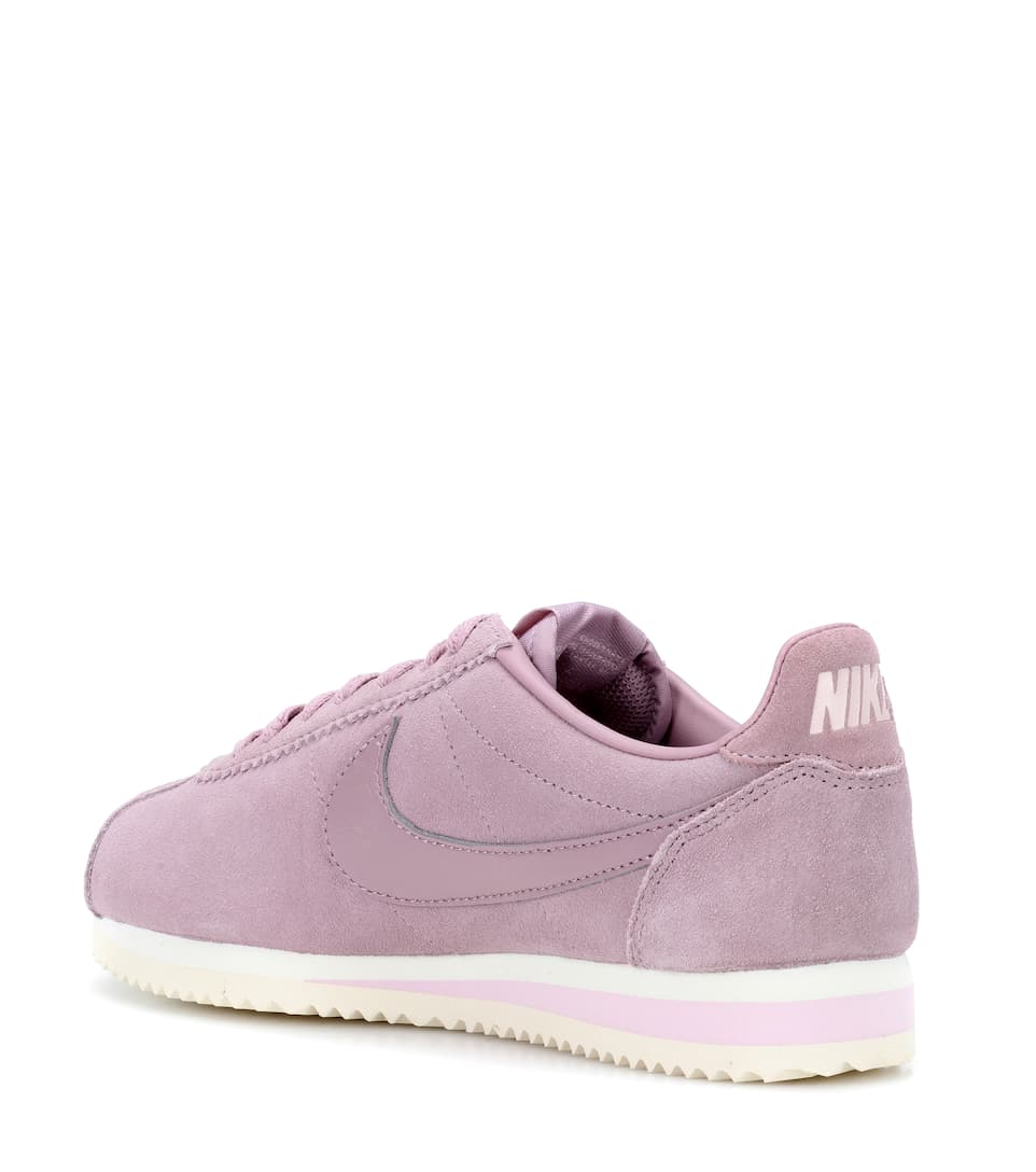 online store 59fa9 a4dcb Nike Classic Cortez Suede Sneakers - Nike | mytheresa.com