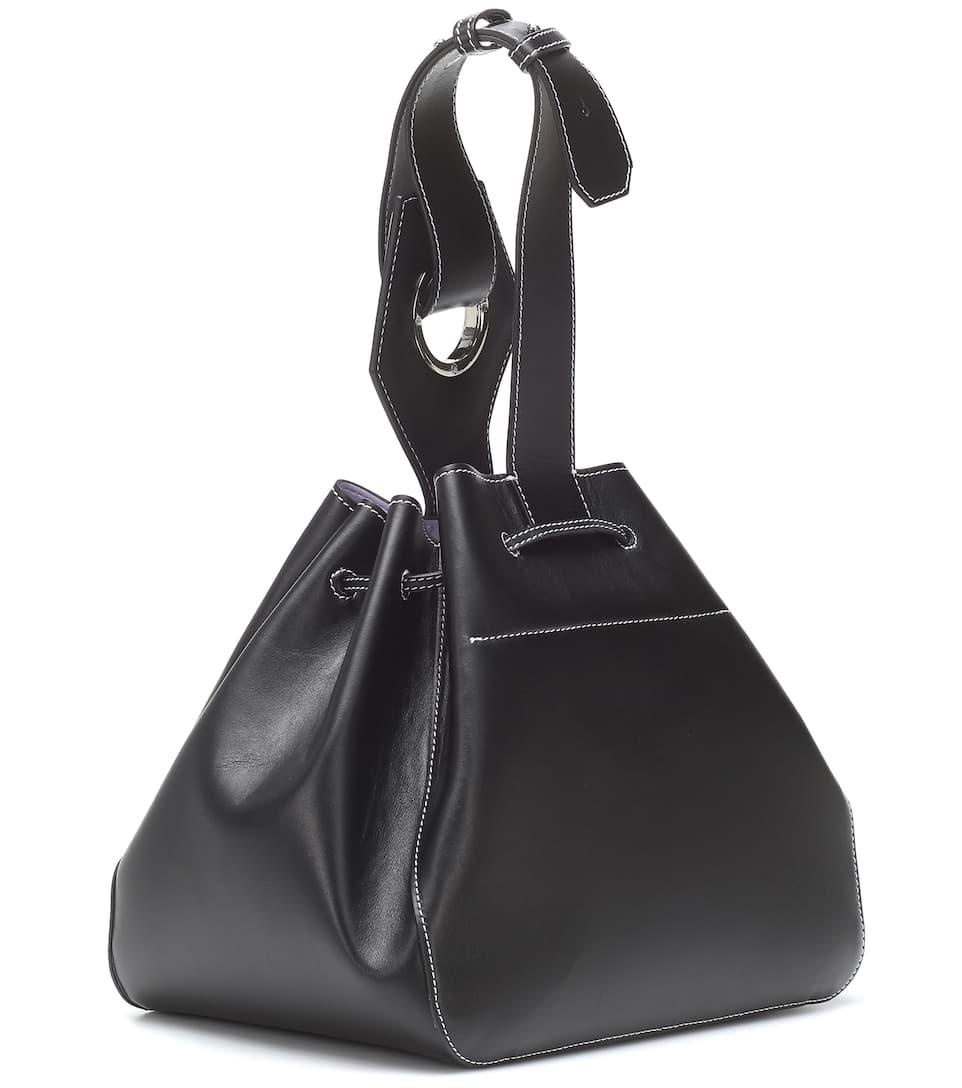 BagGanni Leather Shoulder Leather N° Artnbsp;p00395182 Shoulder f6bgY7yv