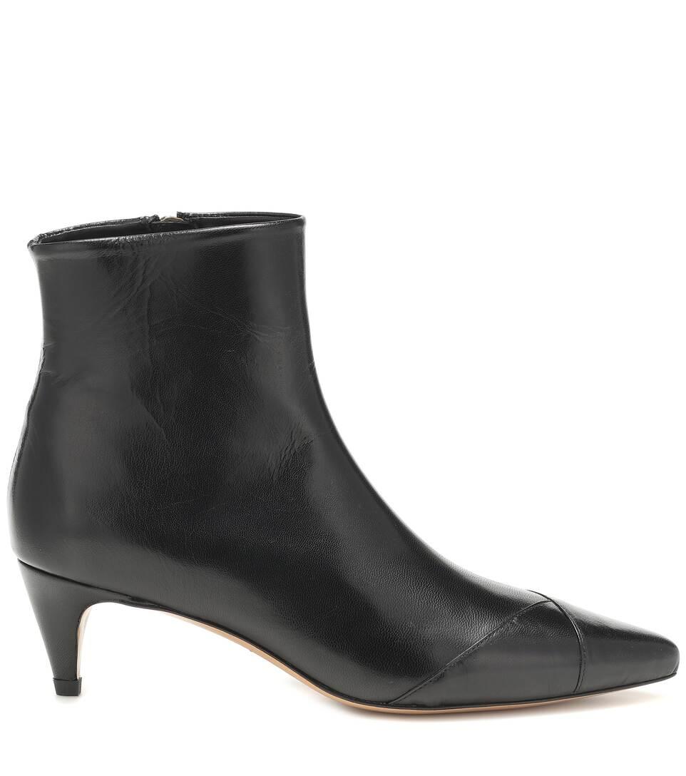 Durfee nrnbsp;p00398267 MarantAnkle Isabel Boots Leder Aus Art 54jARL