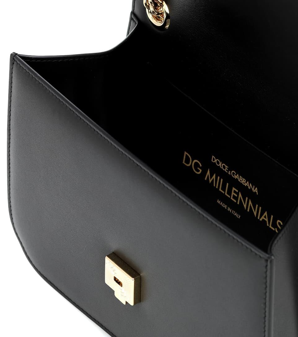 Borsa Dg Millennials In Pelle   Dolce & Gabbana mtxfZ1bC