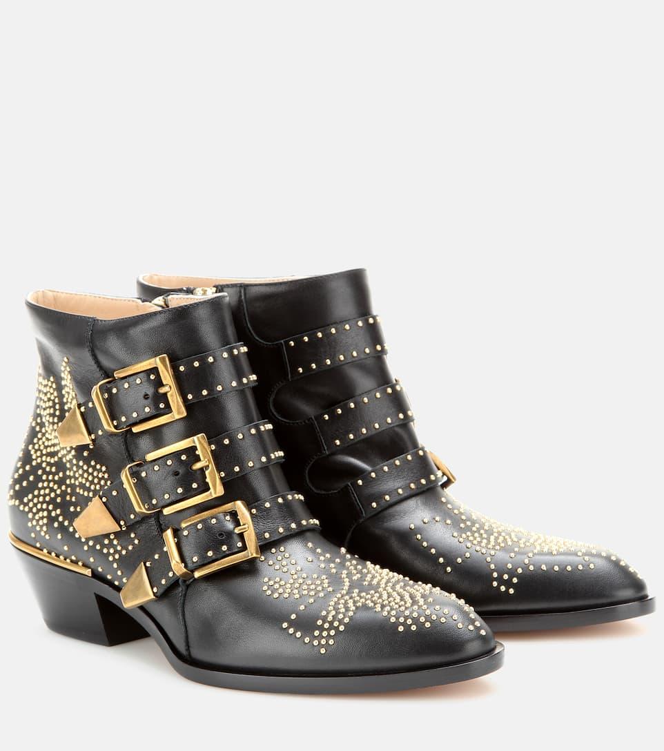 237d97dc5e81 Ankle Boots Susanna Aus Leder