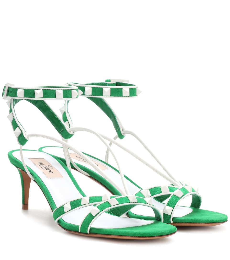 Valentino Garavani Free Rockstud strappy sandals bNxn42xyA