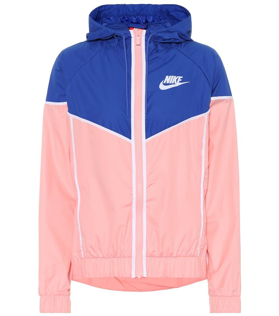 947cf065c732 Kapuzenjacke Windrunner - Nike