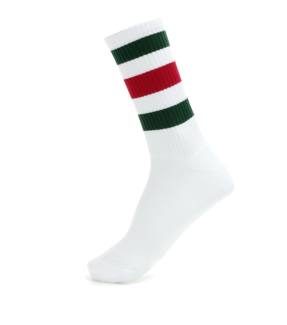 Gucci Cotton-blend socks