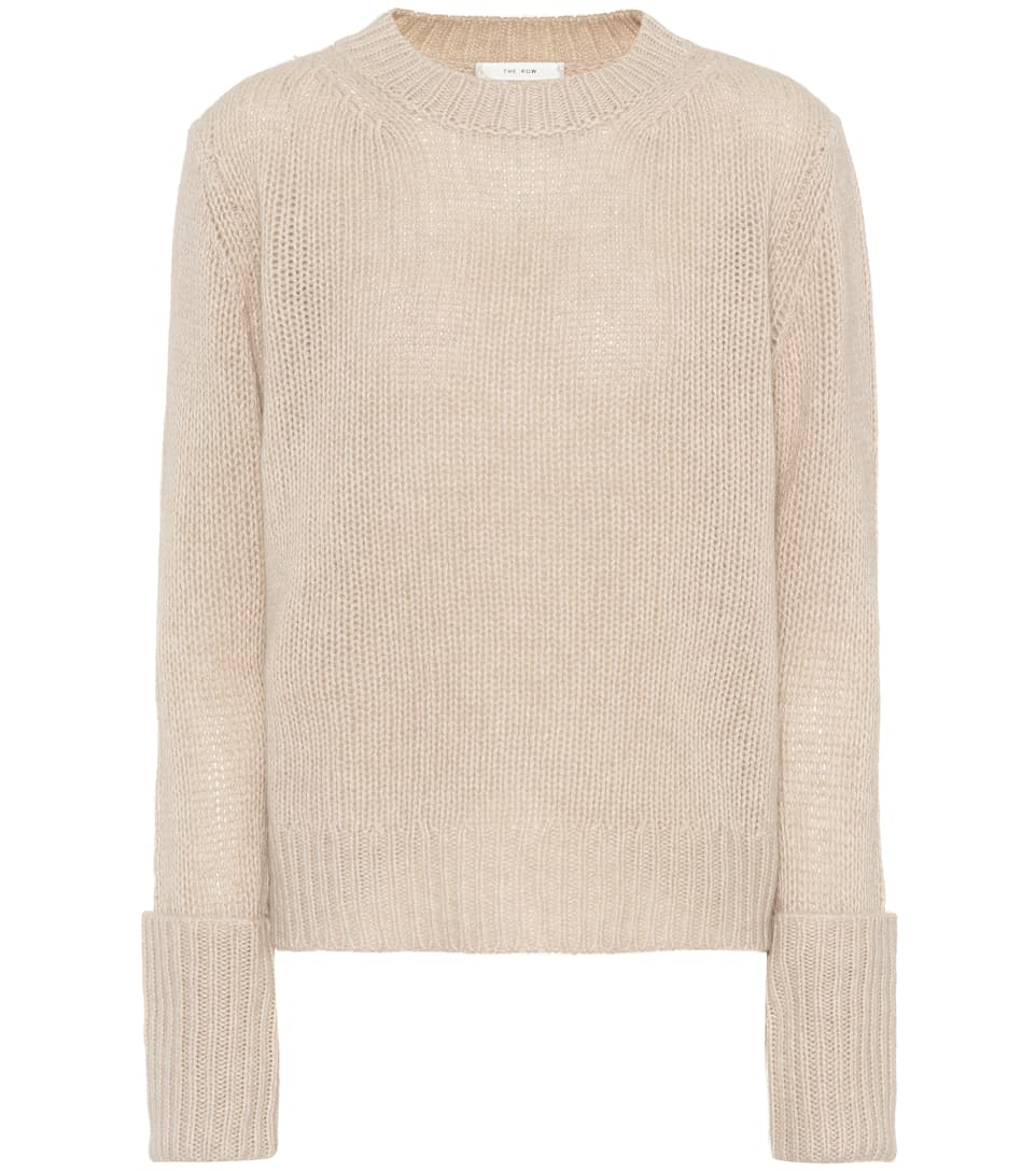The Row Pullover Gibet aus Cashmere