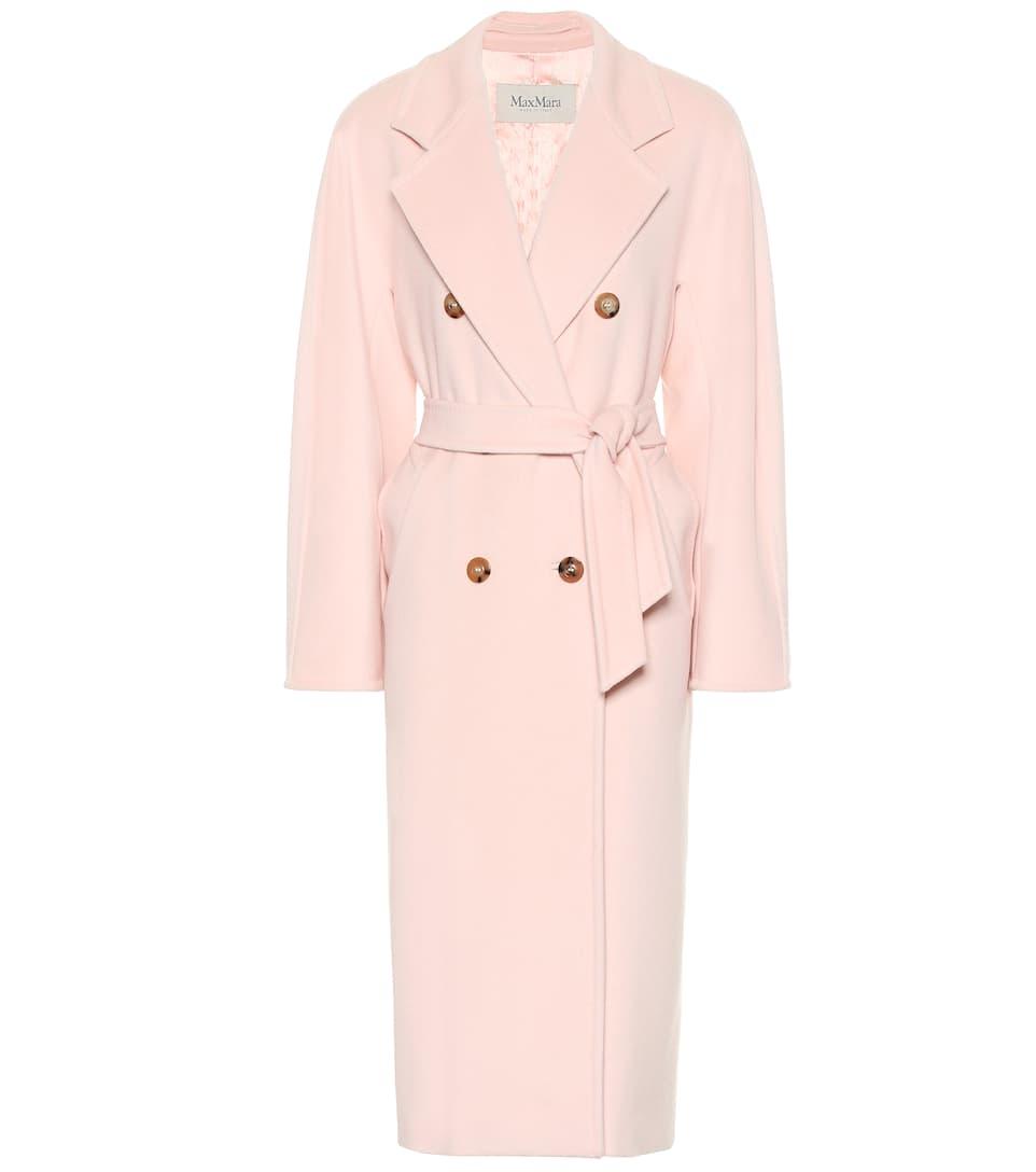 7036389cb7e981 Max Mara - Cappotto Madame in lana e cashmere | Mytheresa