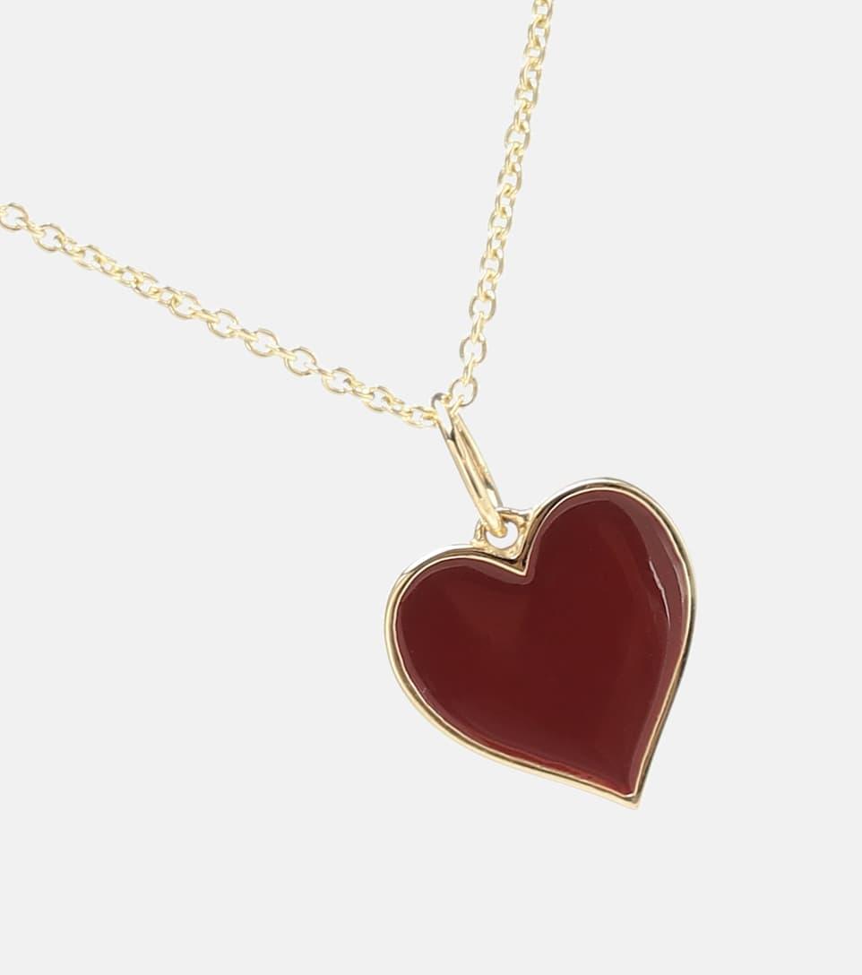 Collana Heart In Oro 14Kt | Sydney Evan fOqGCbR3