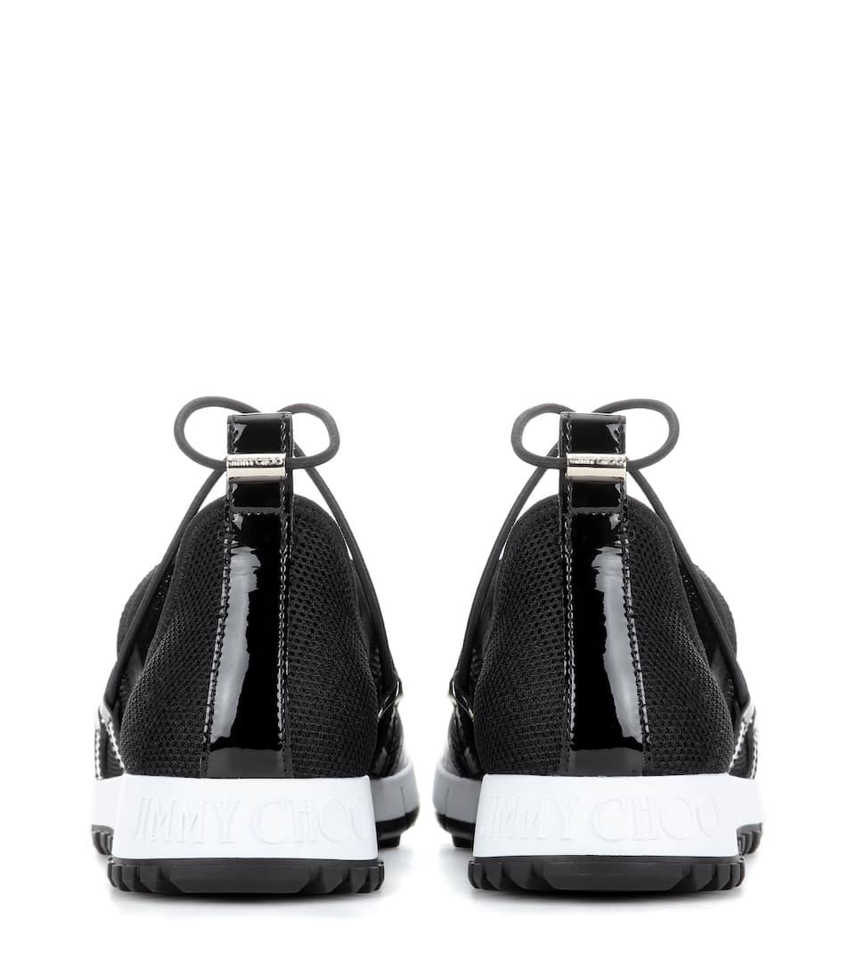 Jimmy Choo Sneakers Andrea mit Lackleder