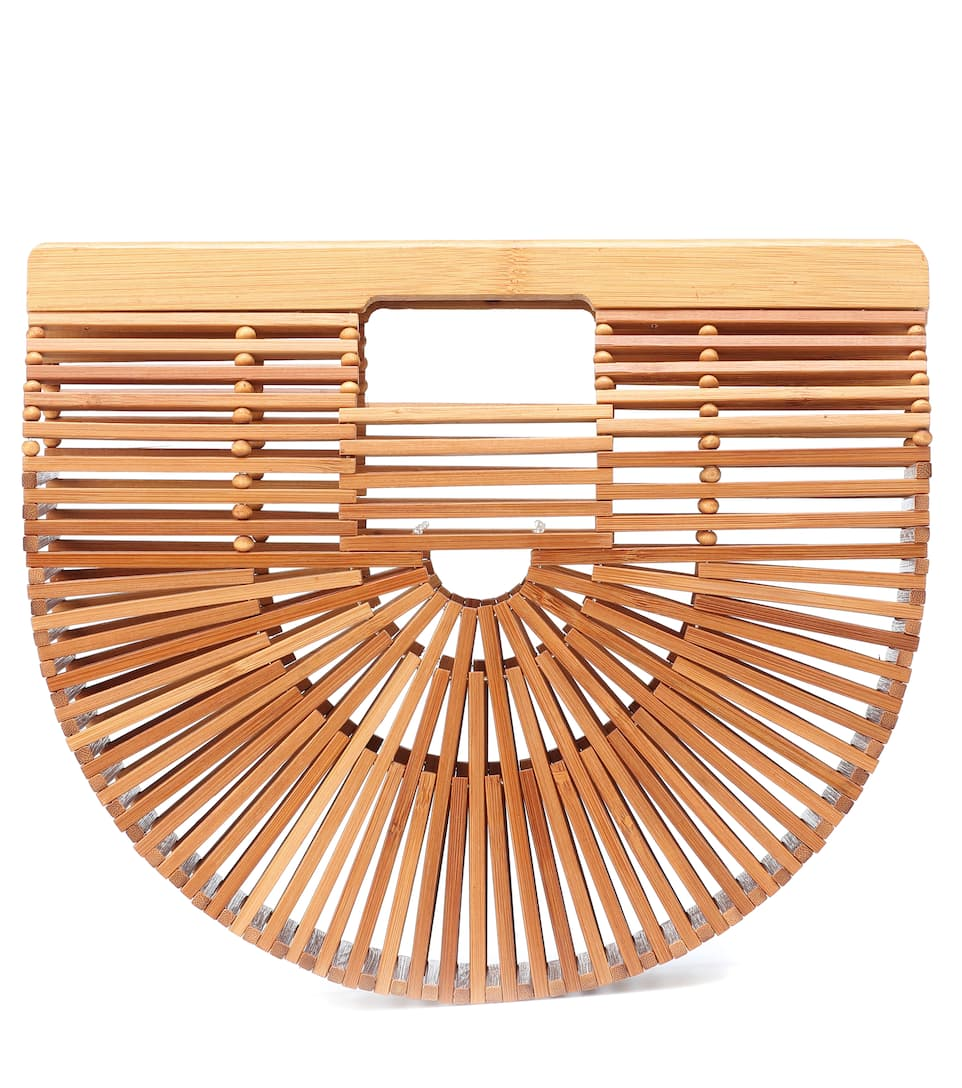 Ark Bamboo Small Clutch by Cult Gaia