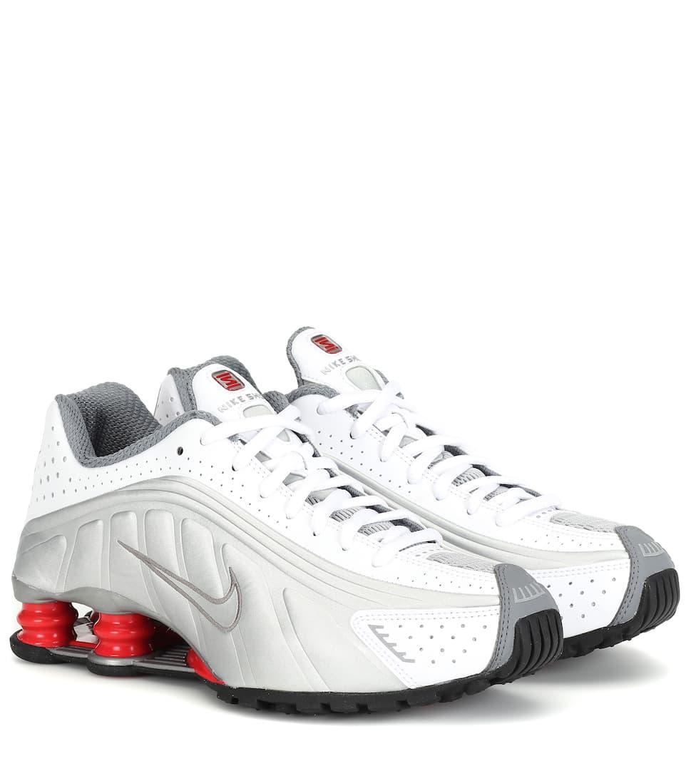 5f21b8011 Zapatillas Nike Shox R4 - Nike