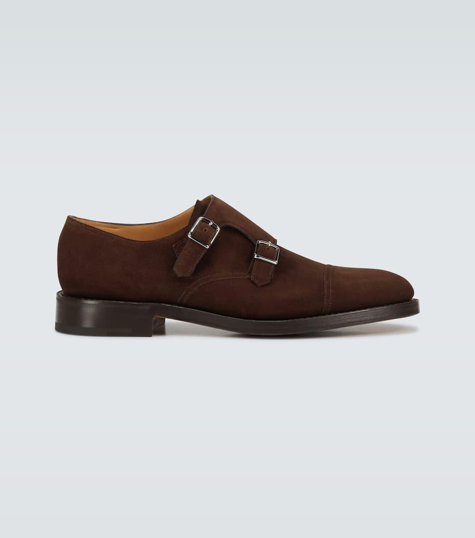 John Lobb - Zapatos William Con Doble Hebilla