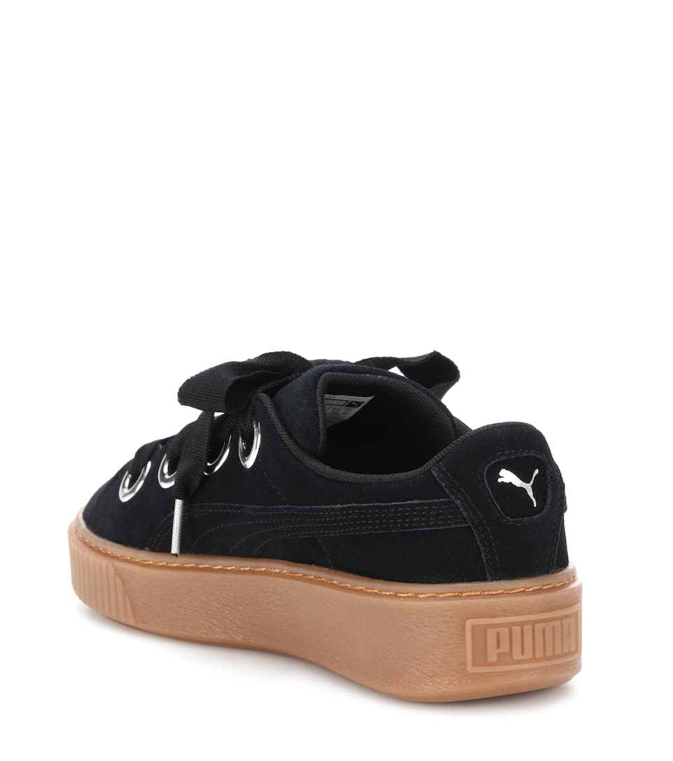 Looking For Puma Basket Platform suede sneakers Puma Black Cheap Price Wholesale For Cheap Free Shipping Geniue Stockist 2018 New Cheap Online mNpPpNN