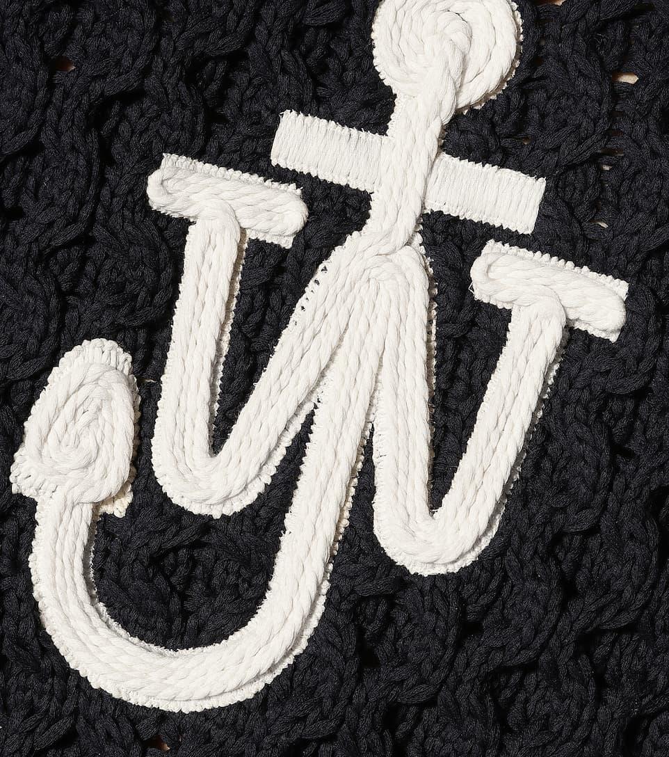 JW Anderson Stickpullover aus einem Baunwollgemisch