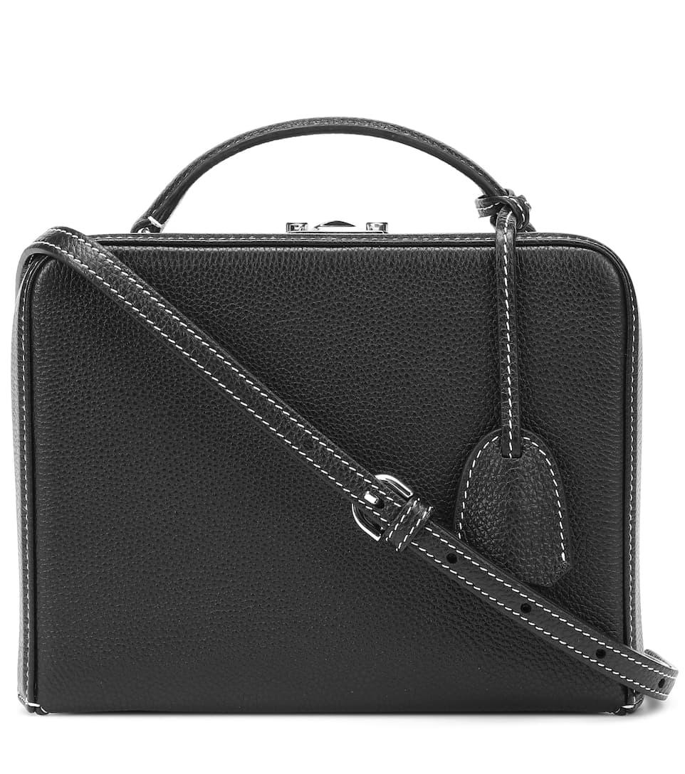a5c52e27411 Grace Box Small Leather Shoulder Bag - Mark Cross