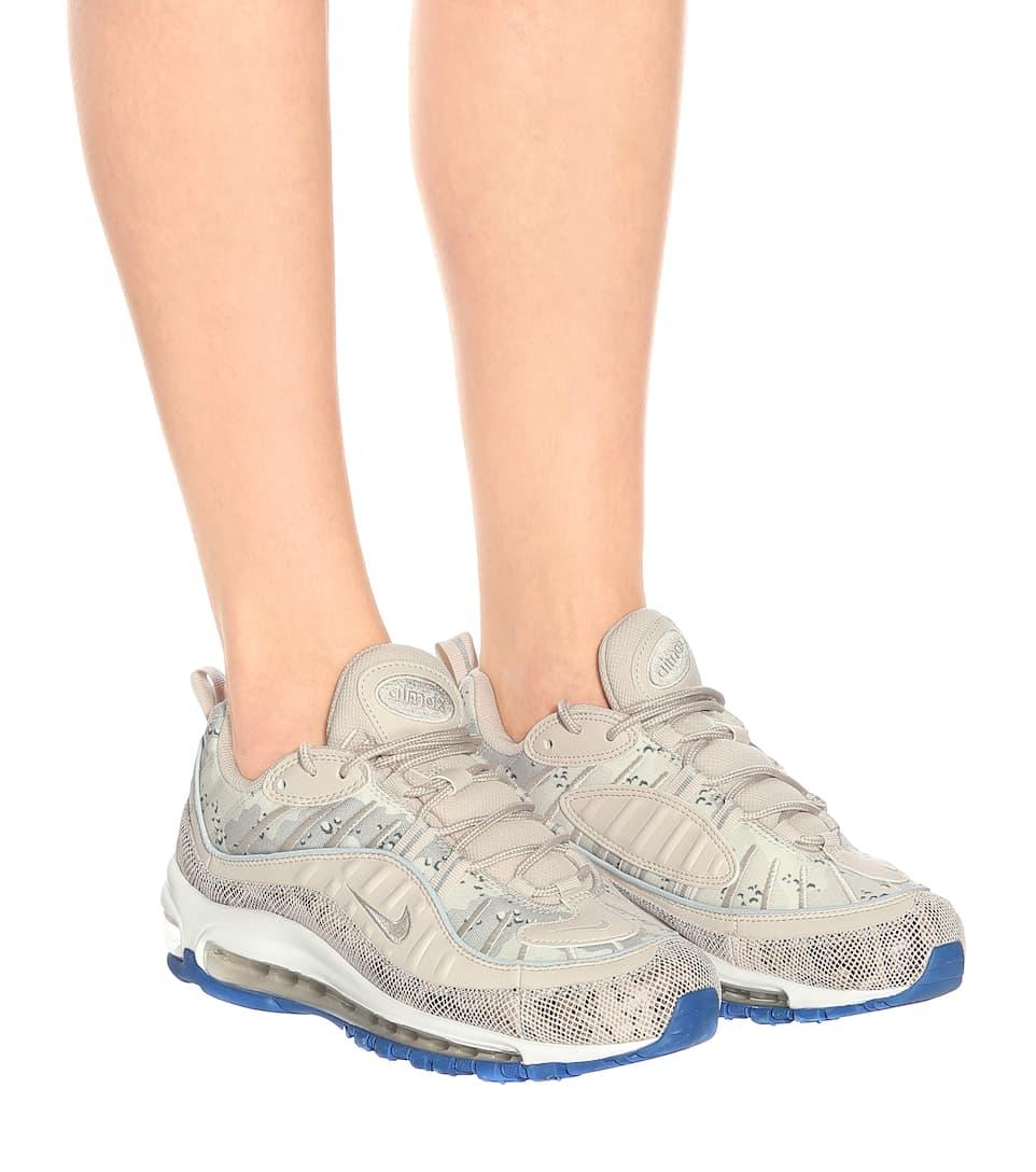 Air Max 98 Premium Camo sneakers