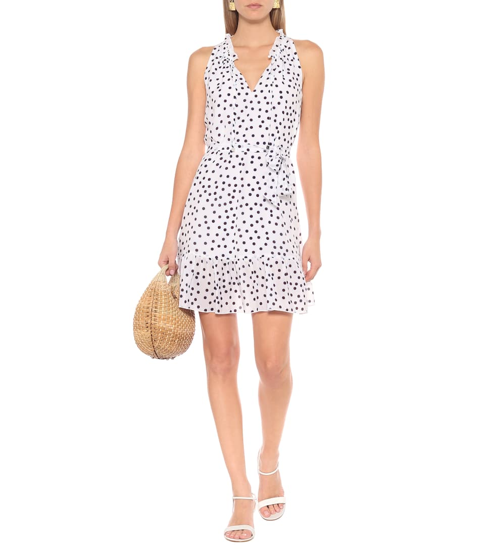 Heidi Klein - Santa Margherita polka-dot minidress