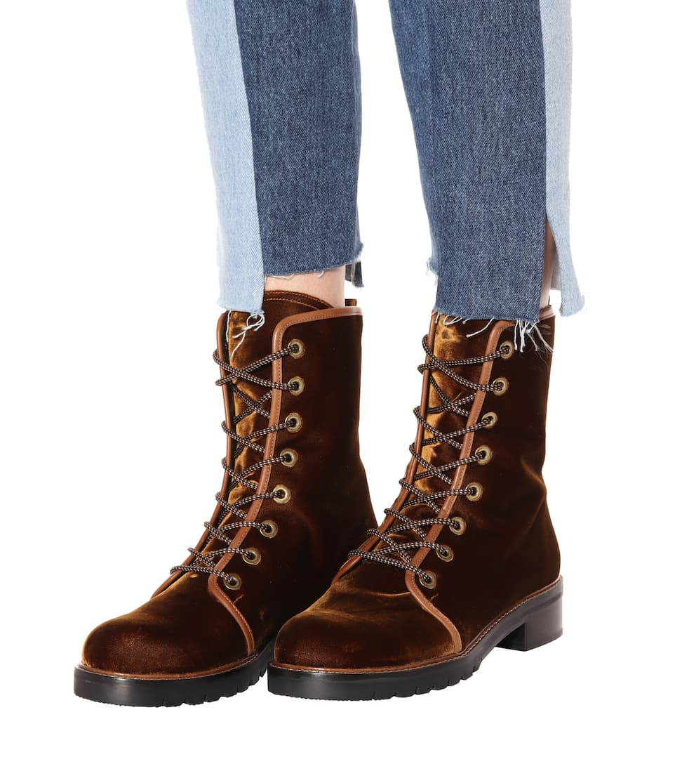 Stuart Weitzman Metermaid Velvet Boots fashion Style cheap online free shipping outlet store cheap visit new outlet buy h4oAS