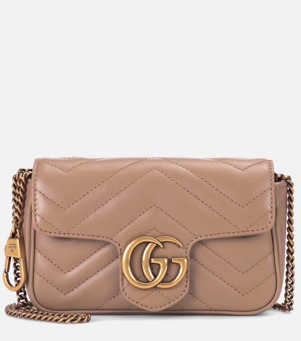 9fb16b1be Gg Marmont Mini Shoulder Bag | Gucci - Mytheresa