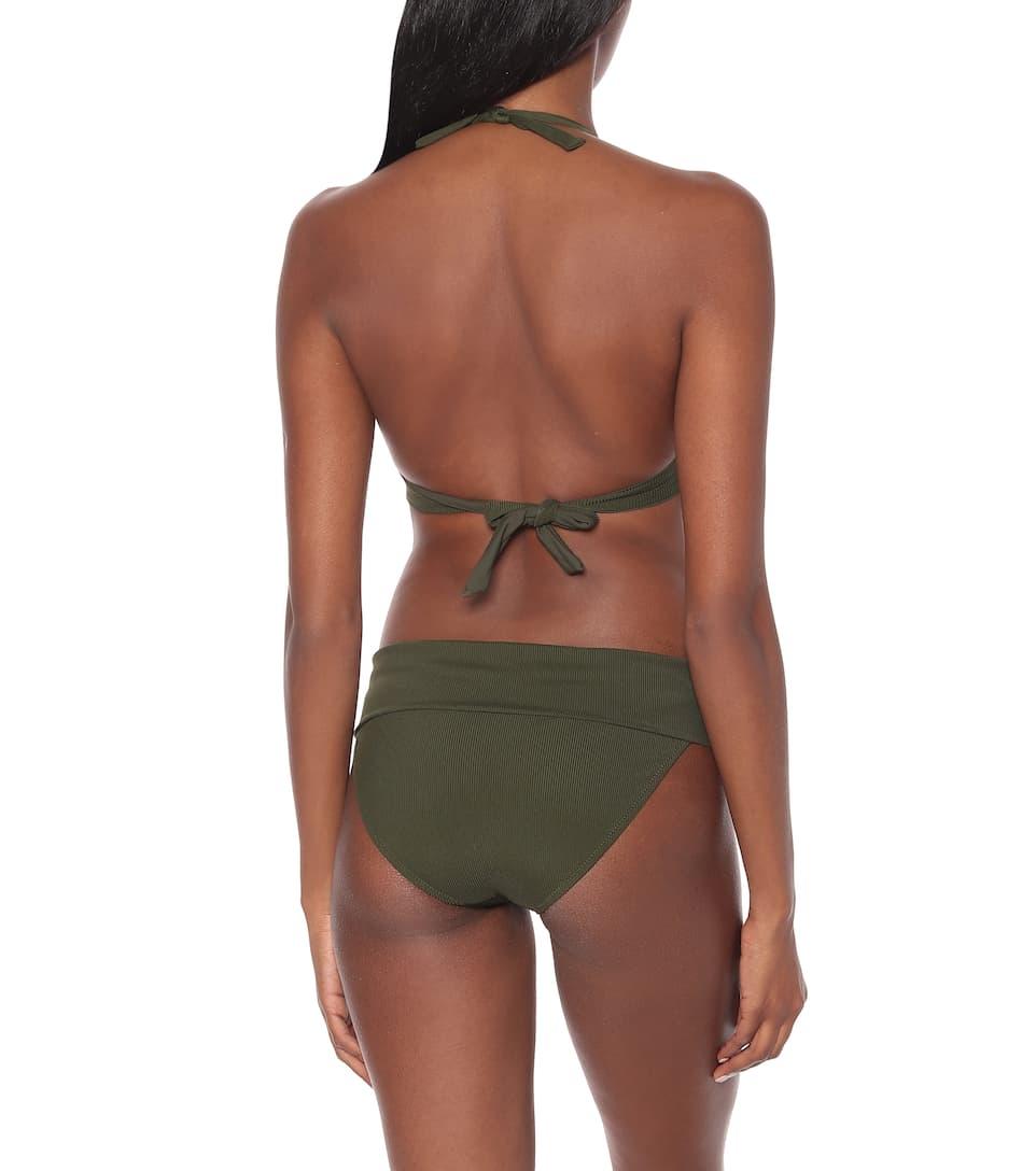 Melissa Odabash - Brussels halter bikini top