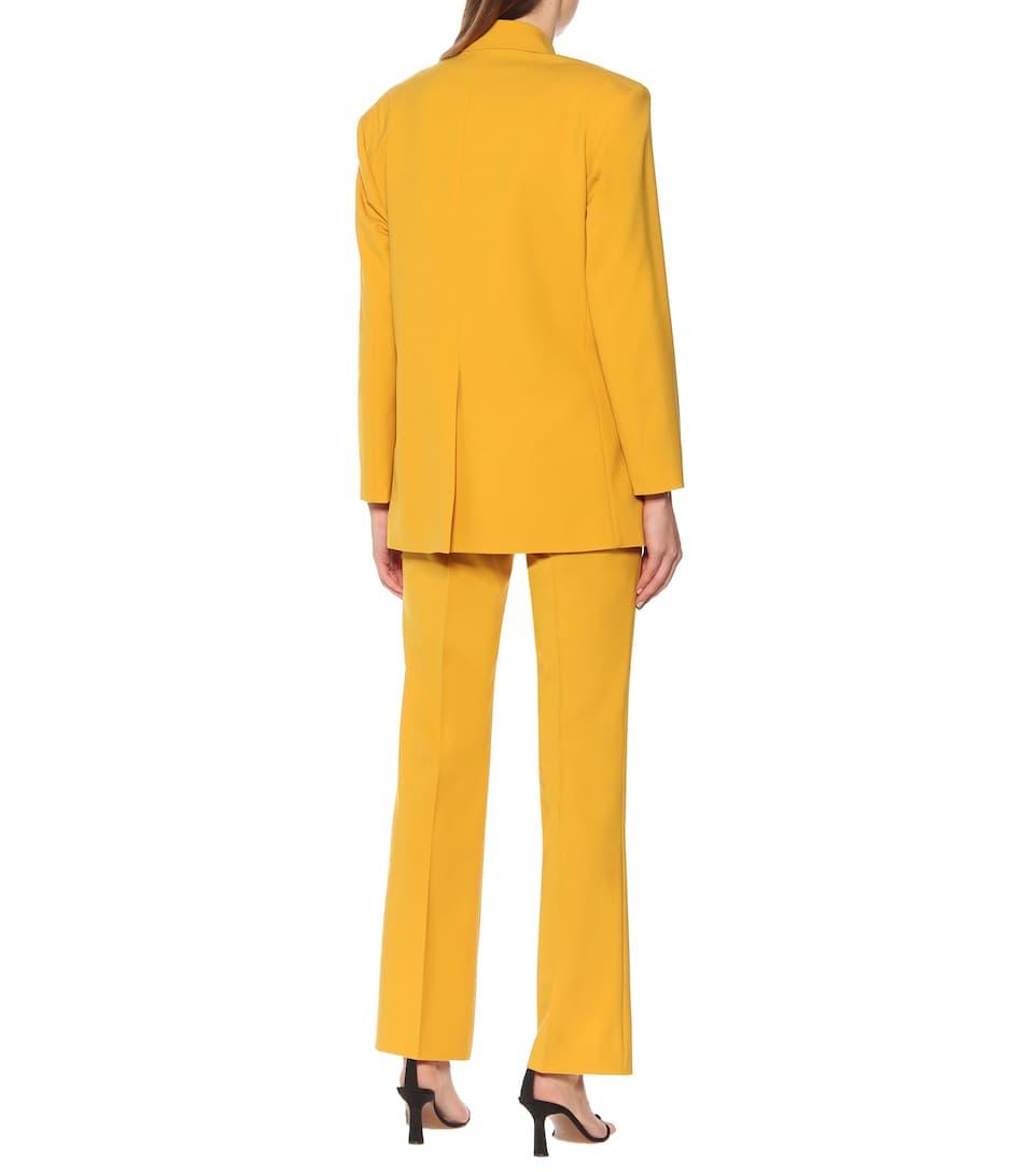 Dorothee Schumacher - Refreshing Ambition wool-blend blazer