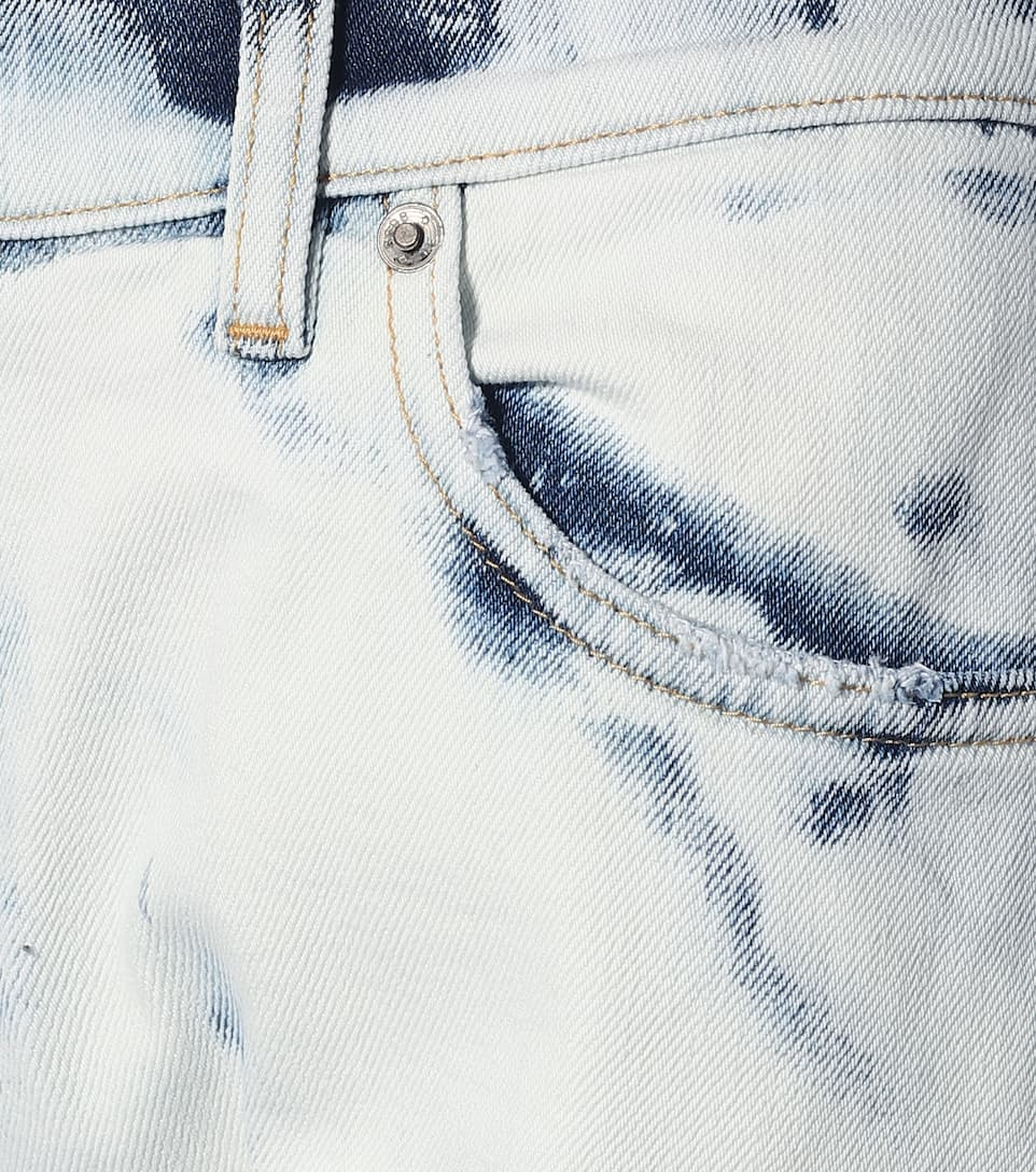 Amy High-Rise Slim Jeans - Golden Goose