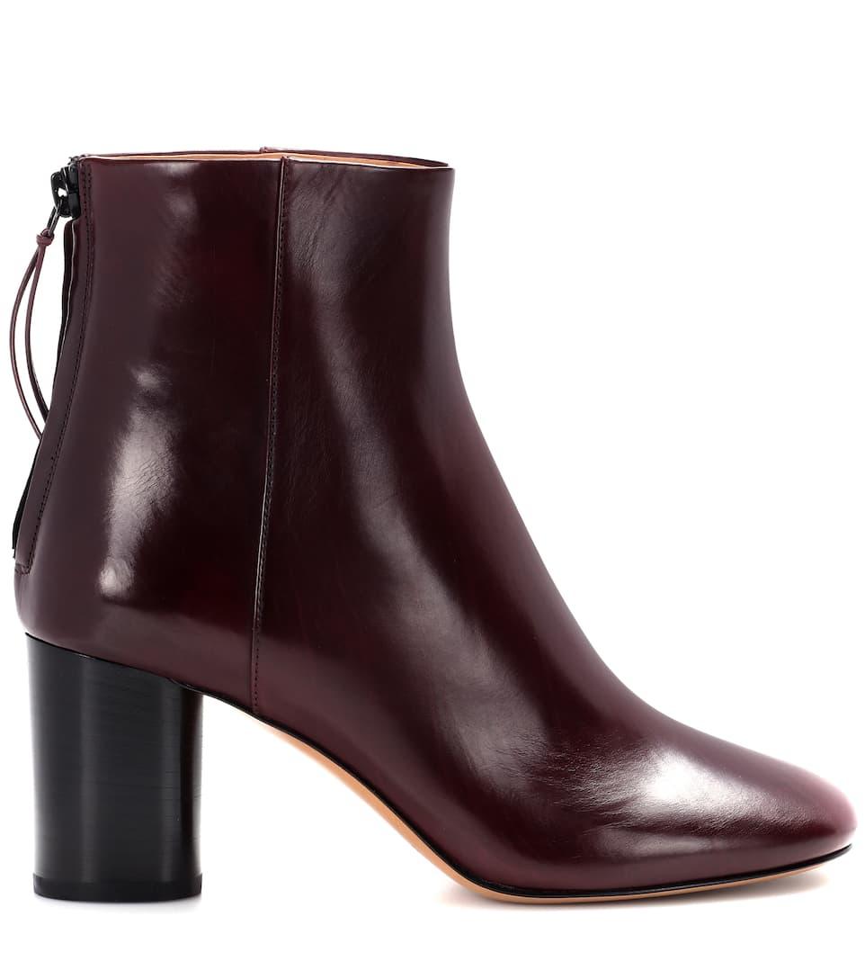 Isabel Marant Ankle Boots Ritza aus Leder