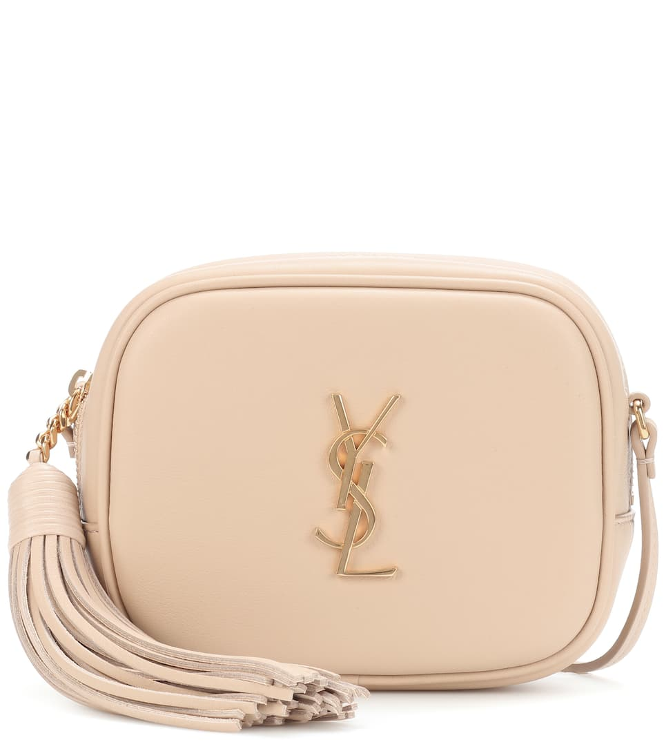 Saint Laurent Crossbody-Tasche Monogram Blogger aus Leder