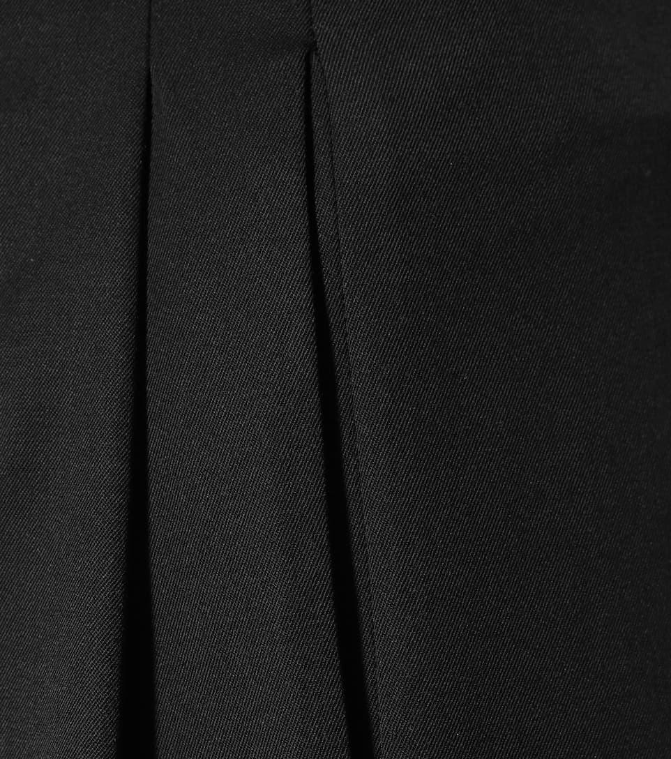 Saint Laurent Hose aus Wolle Auslass Erstaunlicher Preis Nicekicks Billig Verkaufen Mode RZYnH