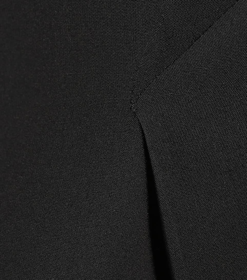 Rick Owens Taillierter Blazer mit Wollanteil