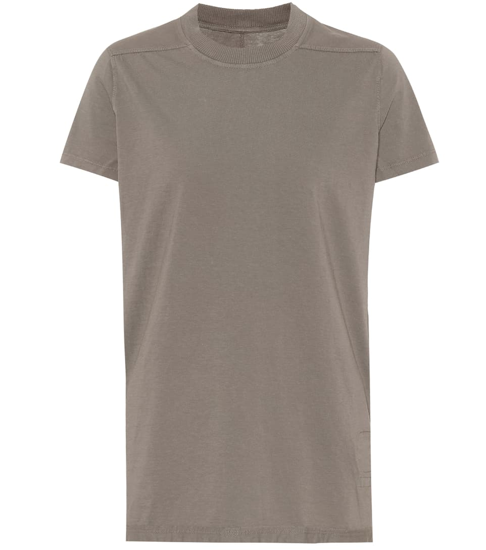 Rick Owens Drkshdw T-shirt Made Of Cotton