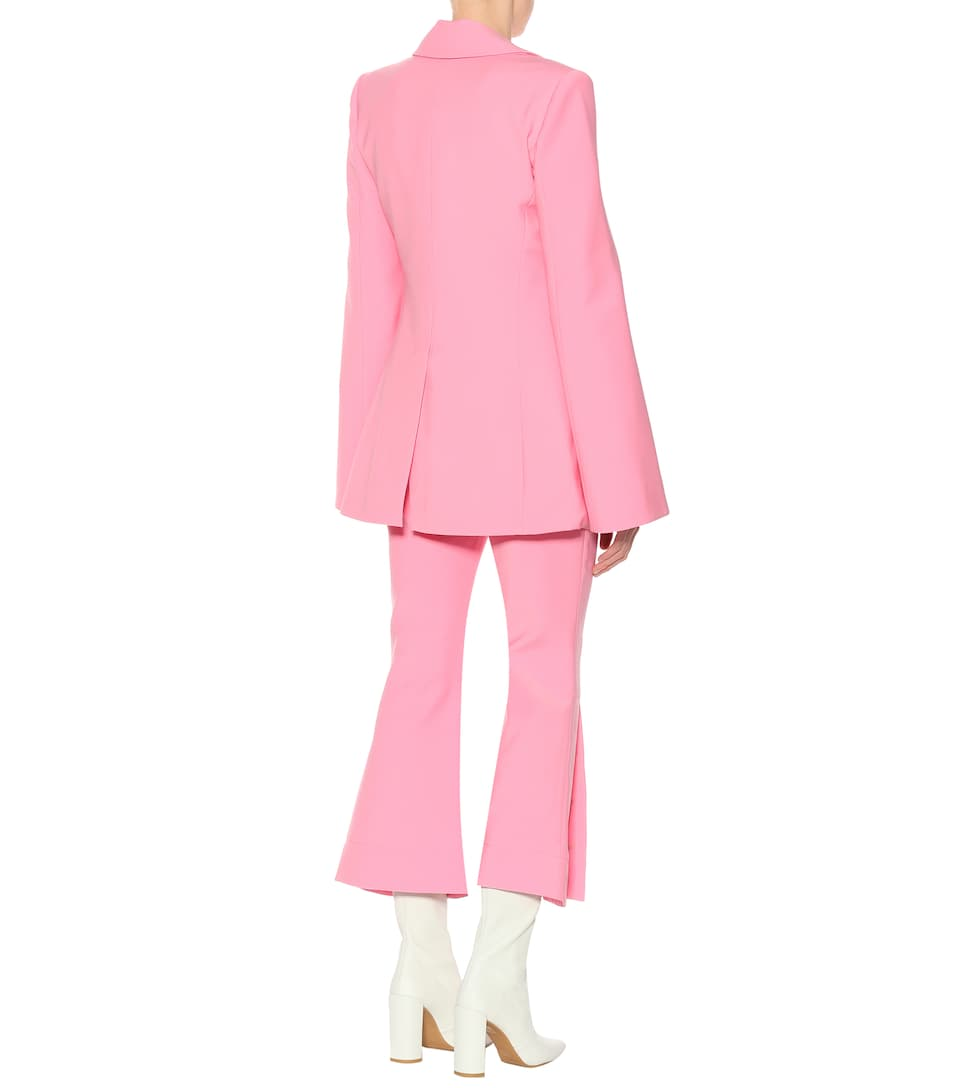 New For Sale Ellery Calling Card wool-blend blazer Pink Where To Buy Low Price Classic Clearance Low Price Itkd8gB83