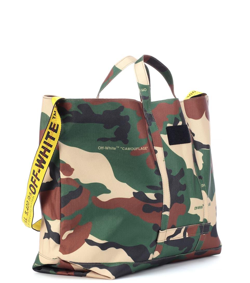 Off-white Camouflage shopper t9jclqeAD
