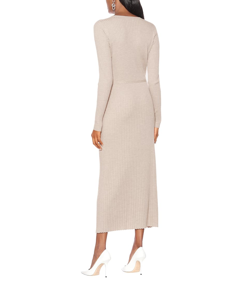 Gabriela Hearst - Exclusive to Mytheresa – Luisa wool and cashmere dress