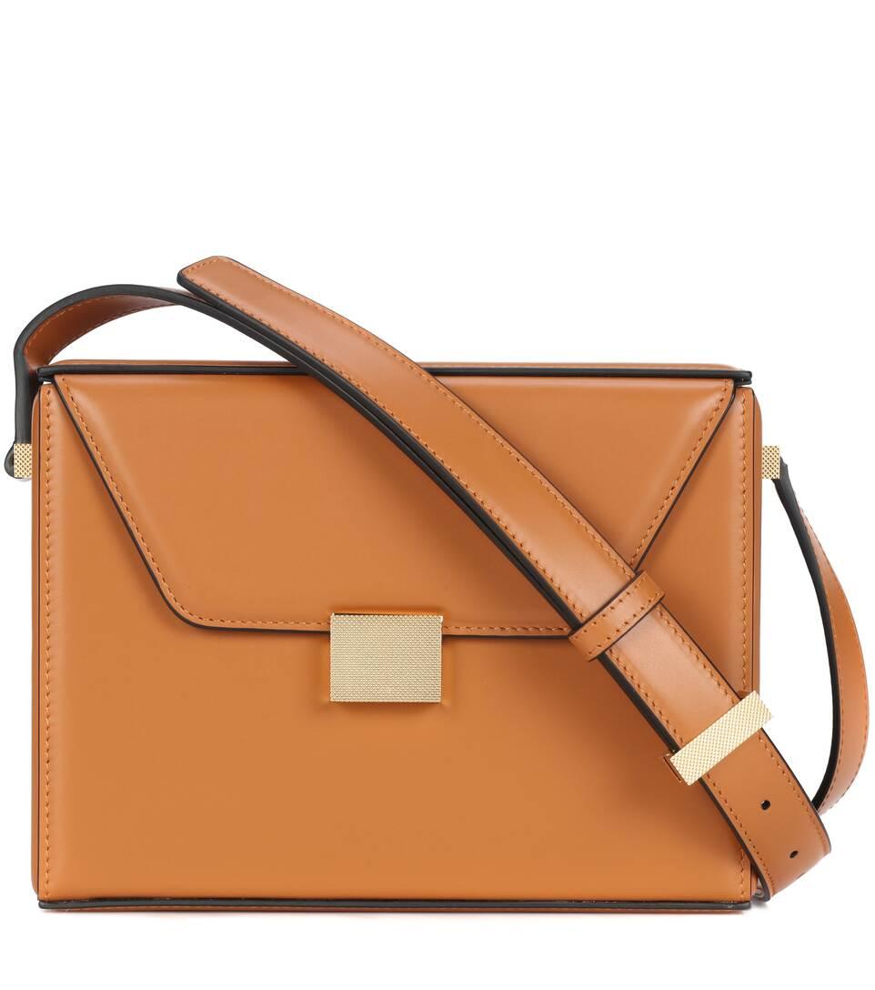 Victoria Beckham Crossbody Bag-vanity Of Leather