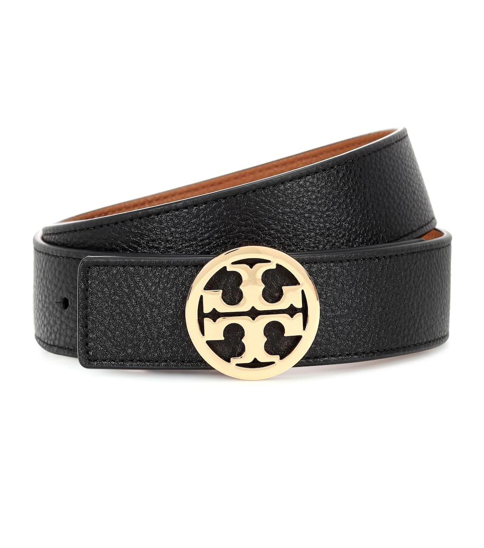 Reversible patent leather logo belt Tory Burch f1ZJm2ugV