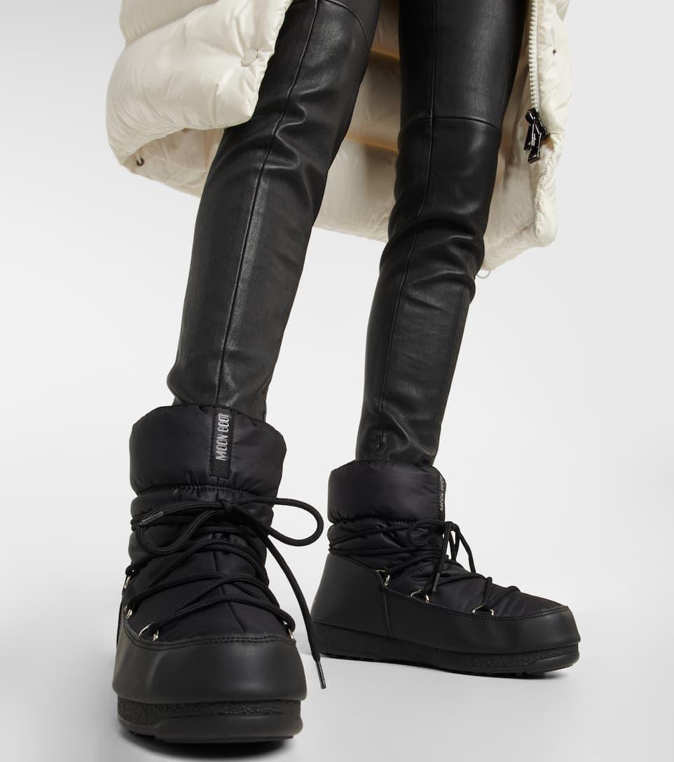 big sale a3ed8 8eebf Ankle Boots Low Nylon WP 2