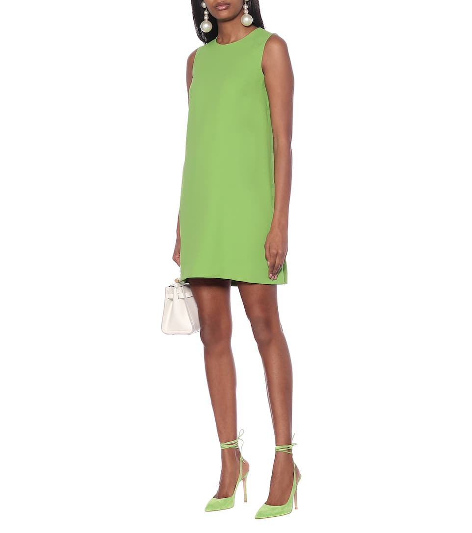 Dolce & Gabbana - Cady shift dress