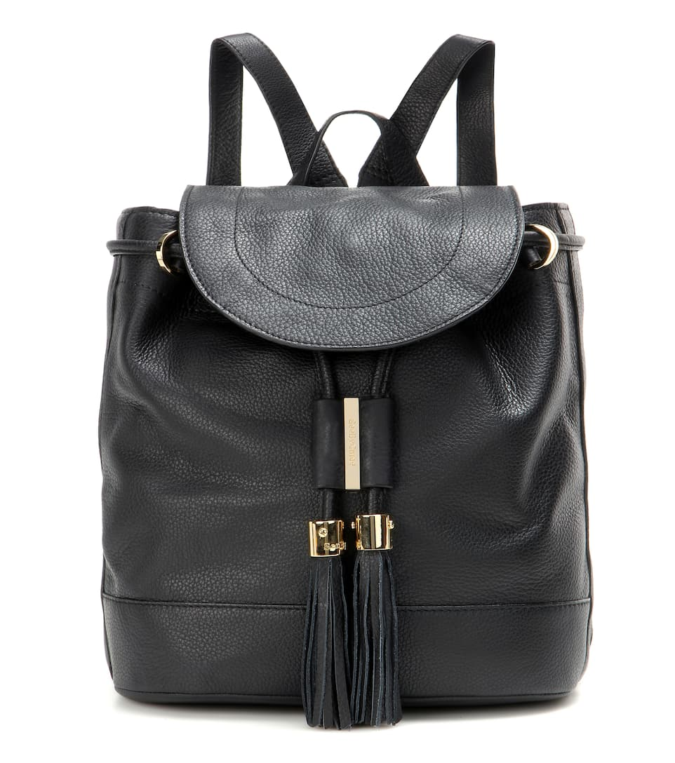 See By Chloé Vicki leather backpack