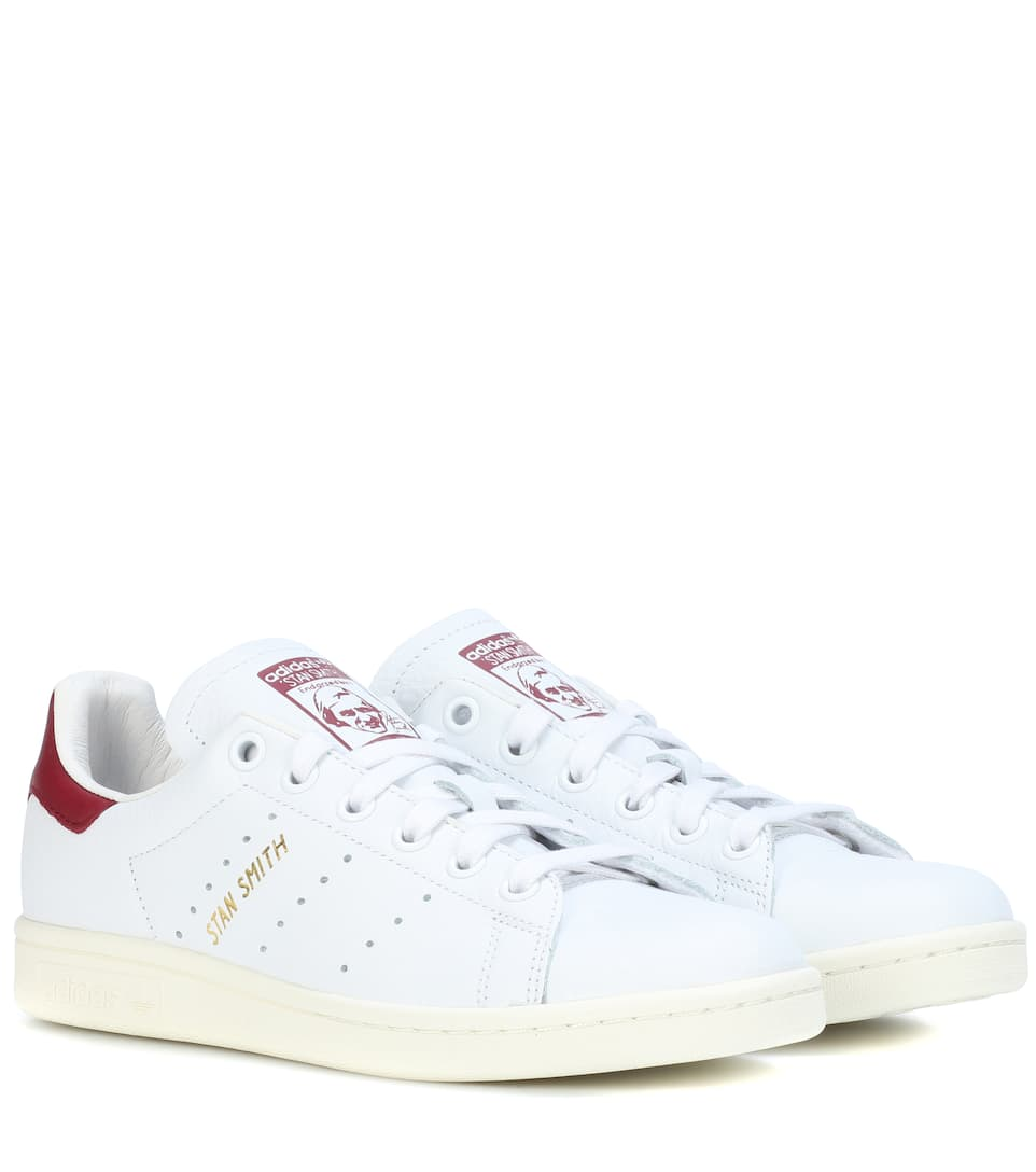 Adidas Originals Sneakers Stan Smith aus Leder