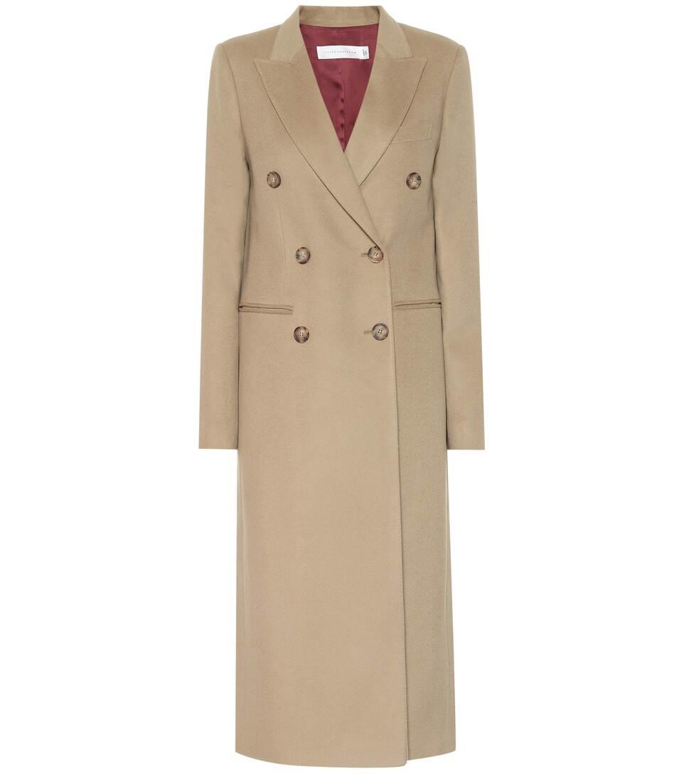 Victoria Beckham Clothing CASHMERE COAT