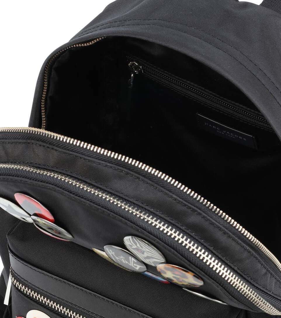 Dernière Ligne Vente Pas Cher De Précommande Marc Jacobs - Sac à dos Trek Pack Badges Medium En Ligne À Faible Coût Extrêmement Pas Cher En Ligne uXKmvp