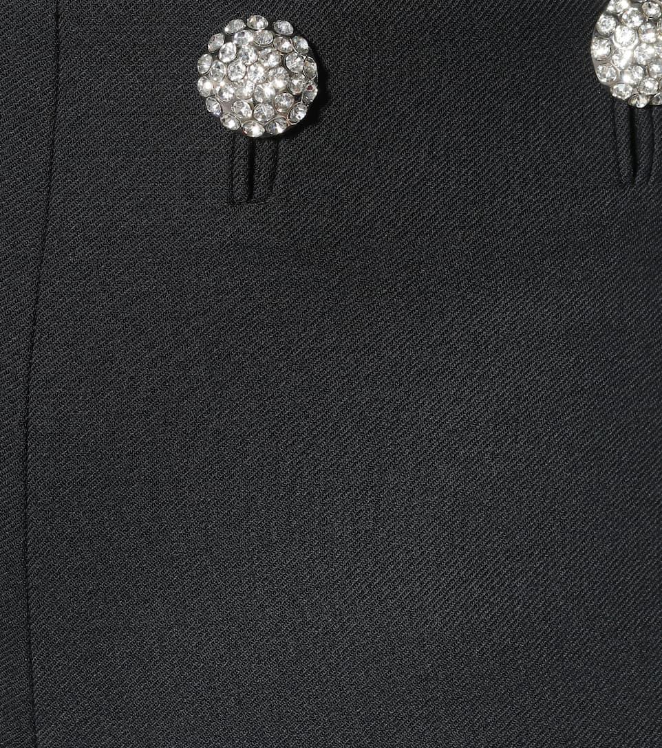 Tory Burch Culottes Fremont mit Wollanteil Shop-Angebot Online Mit Visum Günstigem Preis Zahlen FqP62V6