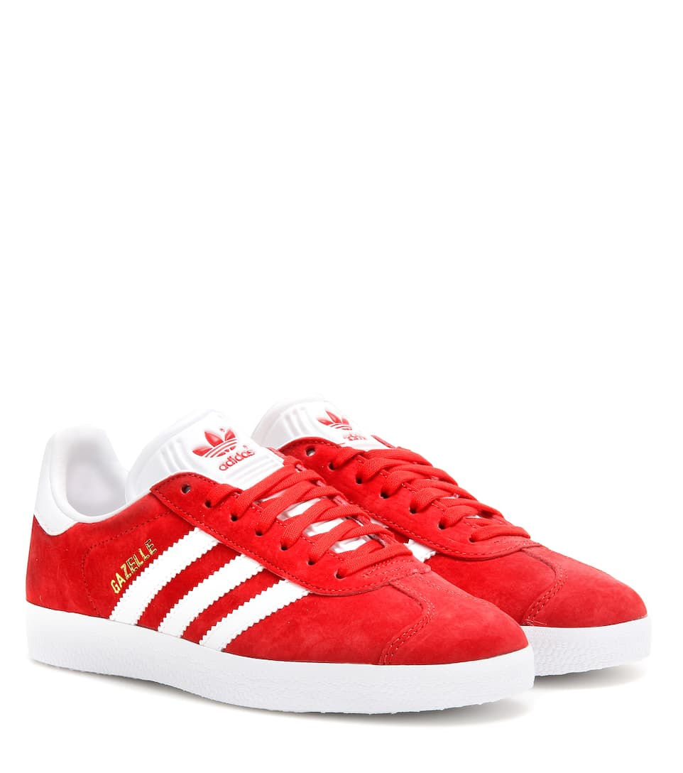 Adidas Originals Gazelle suede sneakers
