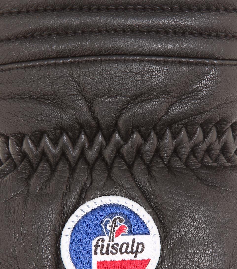 Fusalp Ski-Handschuhe Askel aus Lammleder