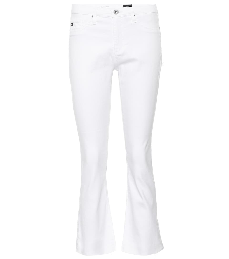 AG Jeans Cropped Jeans Jodi