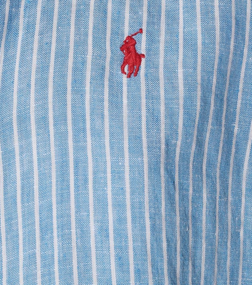 Polo Ralph Lauren - Striped linen shirt