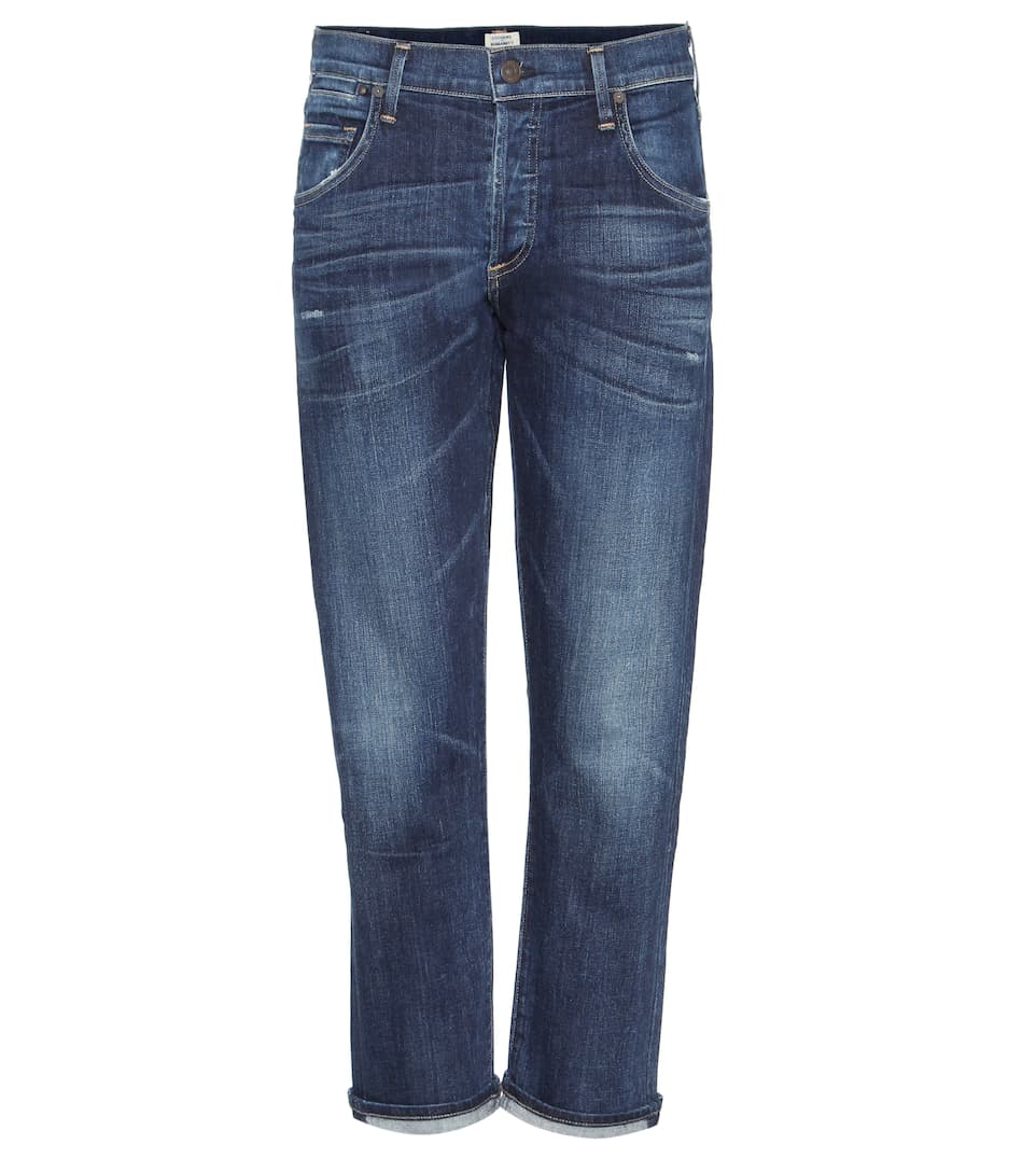 Citizens of Humanity Emerson slim-fit boyfriend jeans